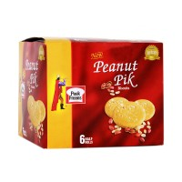 Peek Freans Peanut Pik Half Roll (Pack Of 6)