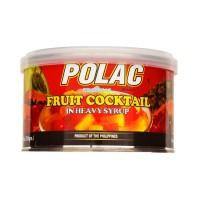 Polac Fruit Cocktail Tin 234g