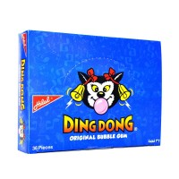 Ding Dong Chewing Gum (Pack of 36)