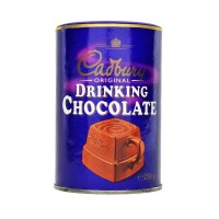 Cadbury Drinking Powder Chocolate Original 250g