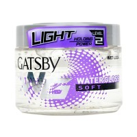 Gatsby Water Gloss Soft Hair Gel - 300gm