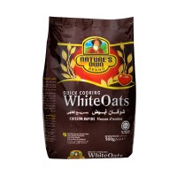 Nature's Own White Oats Pouch - 500gm