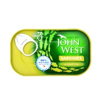 John West Sardines In Olive Oil 120g