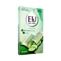 EU Wax Strips Cucumber 10's