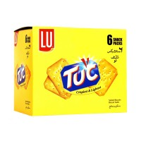 LU Tuc Snack Pack (Pack Of 6)