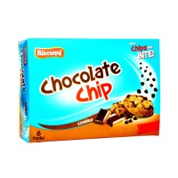 Bisconni Chocolate Chips Half Roll (Pack of 6)