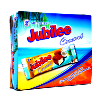 Mitchells Jubilee Coconut (Pack of 12) - 40gm