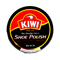 Kiwi Shoe Black Polish - 90ml