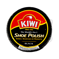 Kiwi Black Shoe Polish 20ml