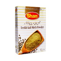 Shan Spices Teekhi Kali Mirch Powder 50g