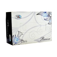 Cool and Cool Breeze Facial Tissue (Pack of 150)