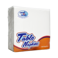 Cool and Cool Table Napkins (Pack of 100)