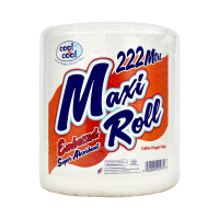 Cool and Cool Maxi Tissue Roll (222 Meters)