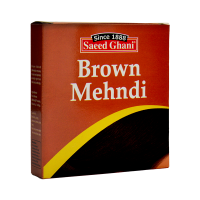 Saeed Ghani Brown Mehndi 10g