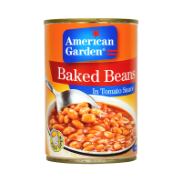 American Garden Baked Beans In Tomato Sauce - 420gm