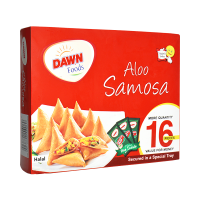 Dawn Aloo Samosa (Pack of 16) - 240gm