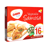 Dawn Vegetable Samosa (Pack of 16) - 240gm