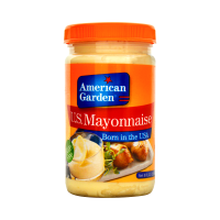 American Garden Real Mayonnaise 237ml