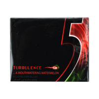 5 Turbulence A Mouth Watering Water Melon Sugar Free Chewing Gum 31.2 (Pack Of 12)