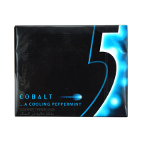 5 Cobalt A Cooling Peppermint Sugar Free Chewing Gum 31.2 (Pack Of 12)