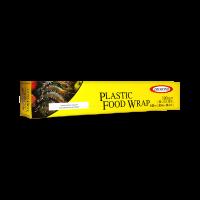 Delmond Plastic Food Wrap 100 Sq ft