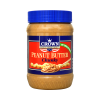 Crown Creamy Peanut Butter - 510gm