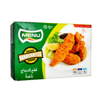 Menu Chicken Tenders Handcrafted 500g