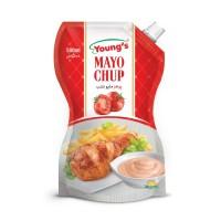 Youngs Mayo Chup - 500ml