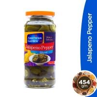 American Garden Jalapeno Pepper Sliced - 454gm