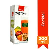 Anytime Fruit Cocktail Juice - 200ml