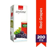 Anytime Red Grapes Juice - 200ml