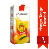 Anytime Mango Tango Dusehri Juice - 1000ml