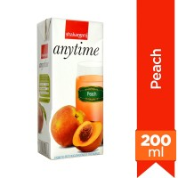 Anytime Peach Juice - 200ml