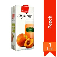 Anytime Peach Juice - 1000ml