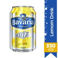 Bavaria Non Alcoholic Malt Drink Lemon - 330ml