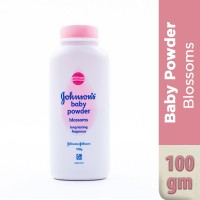 Johnson's Pink Blossoms Baby Powder - 100gm