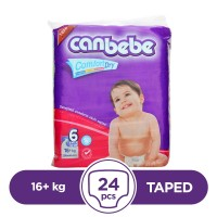 Canbebe Taped 16+kg - 24Pcs