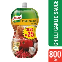 Knorr Chilli Garlic Sauce Pouch - 800gm