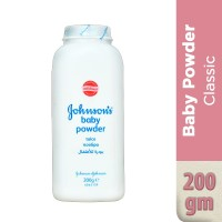 Johnson's Classic Baby Powder - 200gm