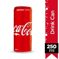Coca Cola Can - 250ml