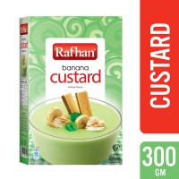 Rafhan Banana Custard Box - 300gm