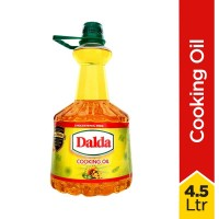 Dalda Cooking Oil Bottle - 4.5Ltr