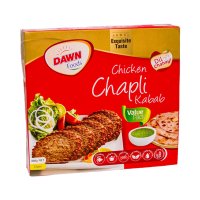 Dawn Chicken Chapli Kabab (Pack of 12) - 888gm