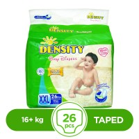 Density - 16+ Kg - 26 Pieces - Taped