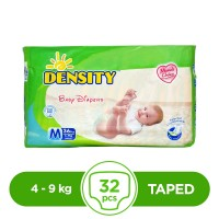 Density - 4 ~ 9 Kg - 32 Pieces - Taped