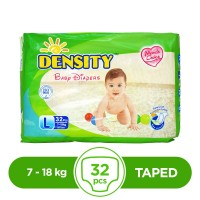 Density - 7 ~ 18 Kg - 32 Pieces - Taped