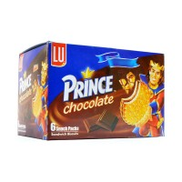 LU Prince Chocolate Snack Pack (Pack of 6)