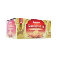 LU Bakeri Nan Khatai Snack Pack (Pack of 6)