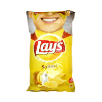Lay's Chips Salted - 168gm