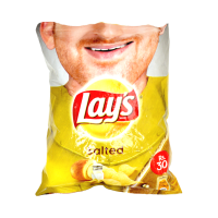Lay's Chips Classic Salted 45g